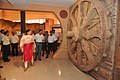 Arun Goel Visits Science And Technology Heritage Of India Gallery With NCSM Dignitaries - Science City - Kolkata 2018-09-23 4332.JPG