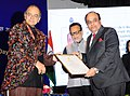 Arun Jaitley presented the Presidential certificates of Appreciation to the officers of Customs, at the Investiture Ceremony 2017 and International Customs Day 2017 (1).jpg