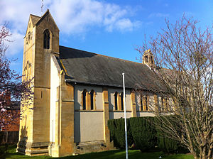 Malvern Link - The Church of the Ascension