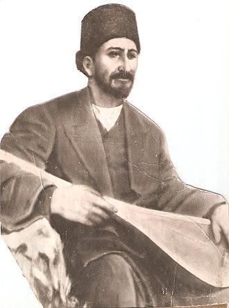 Ashiqs of Azerbaijan - Ashig Alasgar is one of the most highly regarded poet of Azeri folk songs