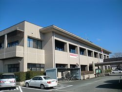 Aso Nishihara Village office.JPG