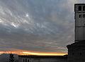 Assisi- Campanile Basilica superiore di S. Francesco.jpg