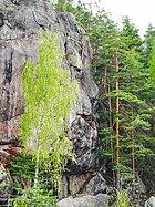 Astuvansalmi kalliojumala