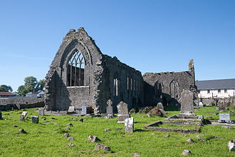 Athenry - Athenry Dominican Priory.