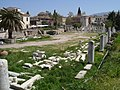 Athens Roman Agora 4-2004 1.JPG