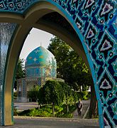 Attar Mausoleum by Hadi Karimi.jpg