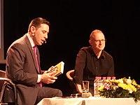 Attila Somfalvi & Moshe Gaon.jpg