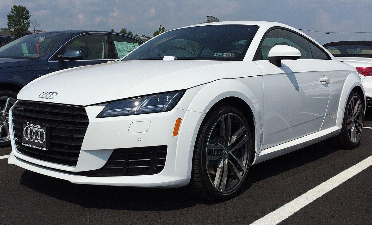 Audi Tt Википедия