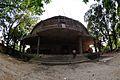 Auditorium Under Construction - Ramakrishna Mission Ashrama - Sargachi - Murshidabad 2014-11-11 8839.JPG