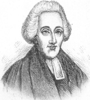 Blagdon - Augustus Montague Toplady