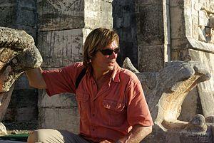 Austin Stevens - Image: Austin Stevens in Mexico in 2008