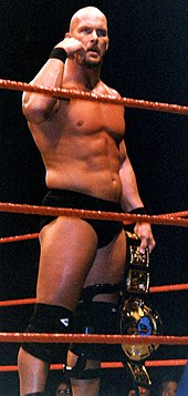 What pictures of vince mcmahon shaved head yea, did