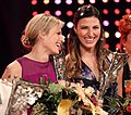 Austrian Sportspeople of the Year 2014 winners 07 Marlies Schild Mirna Jukic.jpg