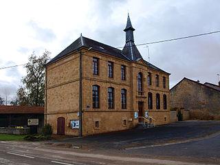 Authe Commune in Grand Est, France