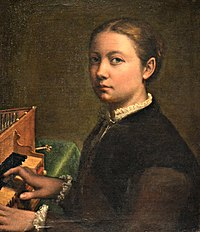 Autoritratto alla spinetta, Sofonisba Anguissola 001.JPG