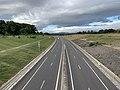 Autoroute A406 vue depuis Pont Route D1079 Crottet 9.jpg