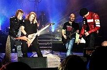 Avantasia en Fulda, Germanio, la 12-a de Decembro 2010