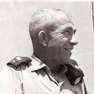 Avraham Botzer Israeli Navy general