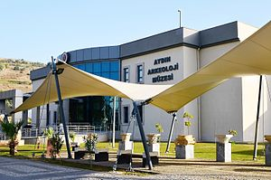 Aydın - Aydın Archaeological Museum.