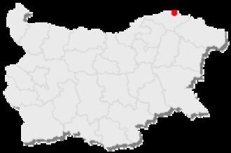 Aydemir - Location of Aydemir in Bulgaria