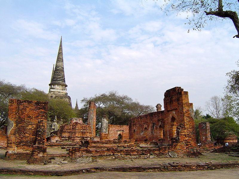 Wonderful Places In Asia Ayutthaya Historical Park Ayutthaya