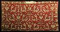 Azemmour (marocco), tela di lino con variante di punto in croce, in croce, per una cuffia, 1650-1700 ca.jpg