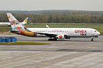 Azur Air (Anex Tour Livery), VP-BXW, Boeing 767-3Q8 ER (26489834032) (2).jpg
