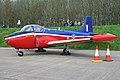 BAC Jet Provost T3A XM365 (G-BXBH) (7211690640).jpg