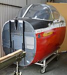 BAC Jet Provost procedures trainer (23969987541).jpg