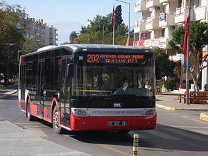 BMC Procity in Antalya - 31.10.10