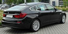 BMW Series Gran Turismo Wikipedia - 550 gt bmw