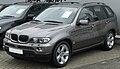 BMW X5 3.0d (E53) front.JPG