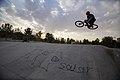 BMX Rider In Iran- Qom city- Alavi Park 09.jpg