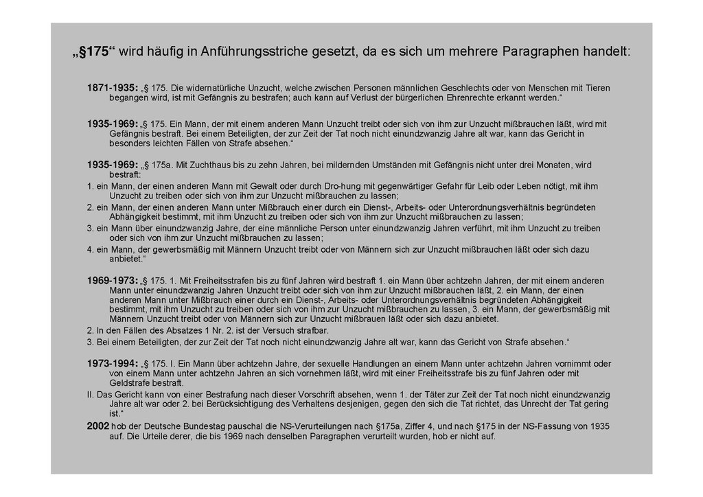 Paragraph 16 Stgb