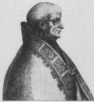 Coriano - Imagine of Pope Lucius II