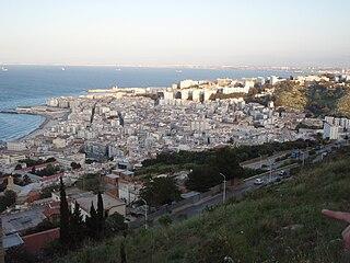 Bab El Oued Commune in Algiers Province, Algeria