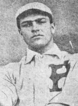 Babe Danzig - Danzig as a member of the Portland Beavers