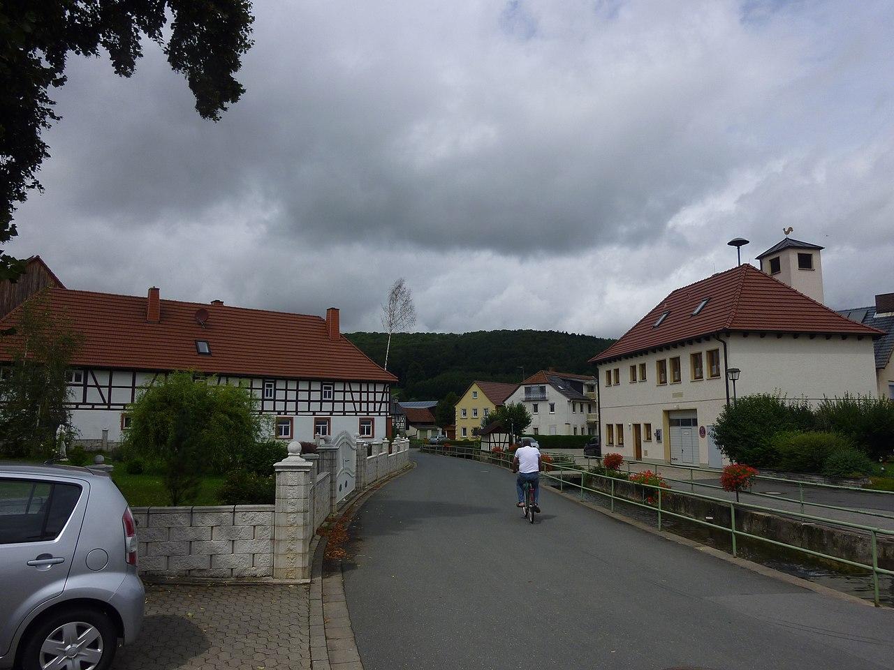Bad Staffelstein - Eden on the Upper Main
