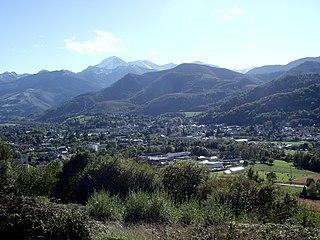 Bagnères-de-Bigorre Subprefecture and commune in Occitanie, France
