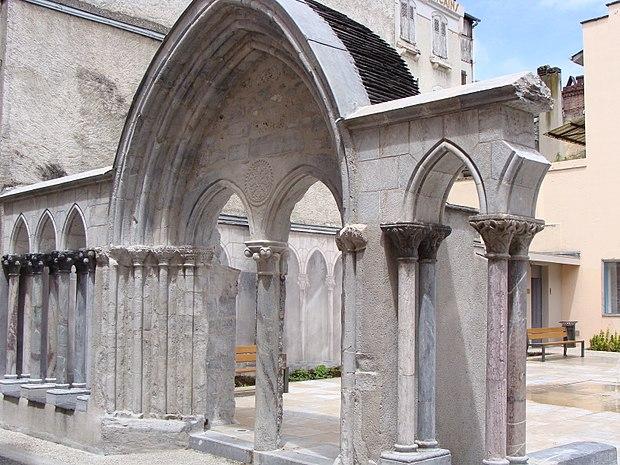 Monument historique à Bagnères-de-Bigorre
