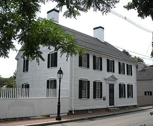 Strawbery Banke - Image: Bailey House Strawbery Banke