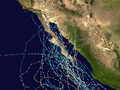 Baja California hurricane tracks.png