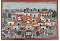 Balarama in Videha, an 18th century depiction.jpg