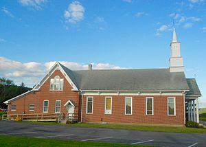 Huston Township, Centre County, Pennsylvania - Bald Eagle Baptist Church