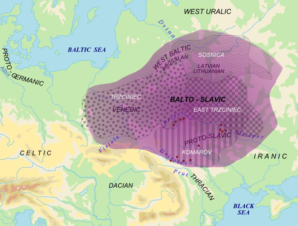 Balto-Slavic lng