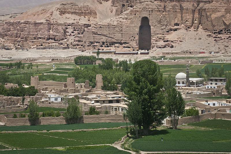 Bamyan Valley in 2012.jpg