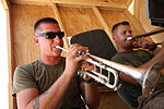 Band members practice while deployed DVIDS294409.jpg