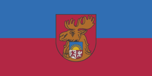 2013 Latvian Higher League - Image: Bandera Jelgava