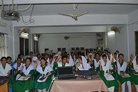 Bangla Wikipedia School Program at Agrabad Government Colony High School (Girls' Section) 90.JPG