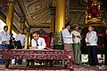 Barack Obama signs guest book at Shwedagon Pagoda.jpg